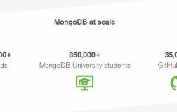 MongoDB 4.0 正式版轰动发布,功能越来越强大,支持多文档事务