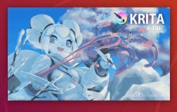 Krita 4.1-发布了强大的新功能-附安装方法