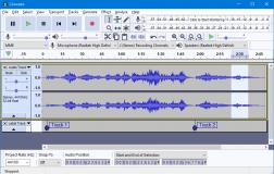 开源音频编辑软件 audacity 2.3.0 发布