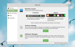 "Linux Mint 19.1将采用""Modern""桌面布局"
