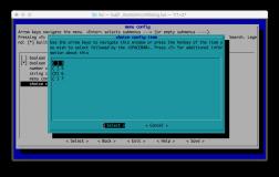 LTUI, 一个基于 lua 的跨平台字符终端 UI 界面库