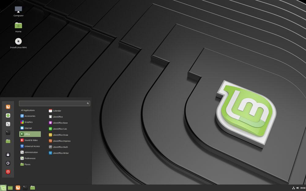 Linux Mint即将启用新LOGO,实现品牌现代化