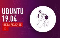 Ubuntu 19.04 Beta 已经发布-正式版 4 月发布