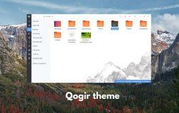 使用Qogir主题为Ubuntu带来醒目的新面貌