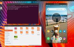 如何从Ubuntu桌面镜像和控制您的Android手机