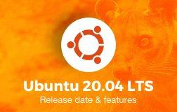 Ubuntu 20.04每日内部版本现已可供下载