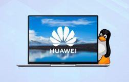 华为的新型ARM笔记本青云L410电脑运行Linux